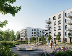 Mieszkanie w inwestycji Zielony Widok, Gdańsk, 40 m²