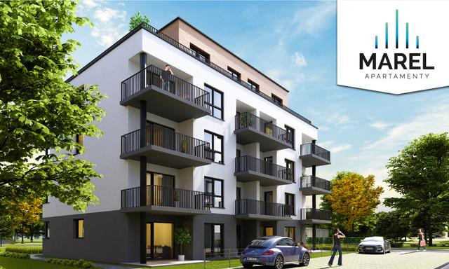 Mieszkanie na sprzedaż <span>Gliwice, Łabędy, ul. Zygmuntowska 80A i 80B</span>