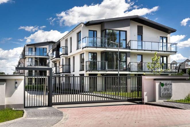 Morizon WP ogłoszenia | Mieszkanie w inwestycji Stelmachów Park, Kraków, 38 m² | 3521