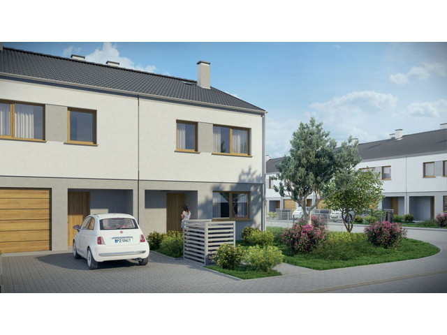 Morizon WP ogłoszenia | Dom w inwestycji Osiedle Ziołowe, Tulce, 112 m² | 0252