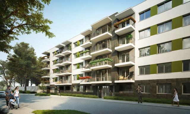 Mieszkanie na sprzedaż <span>Łódź, Widzew, ul. Przybyszewskiego 211</span>