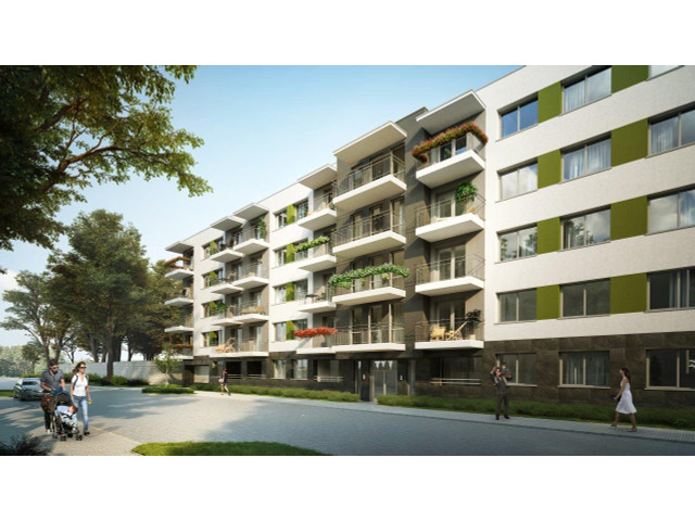 Morizon WP ogłoszenia | Mieszkanie w inwestycji Oliwkowe, Łódź, 96 m² | 7637