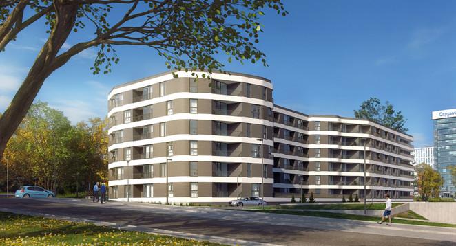 Morizon WP ogłoszenia | Mieszkanie w inwestycji Lublańska Park, Kraków, 82 m² | 5982