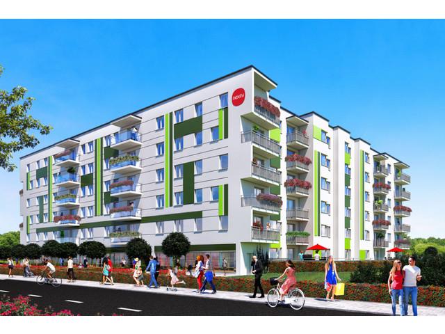 Morizon WP ogłoszenia | Mieszkanie w inwestycji Bemowo Line, Warszawa, 71 m² | 6495
