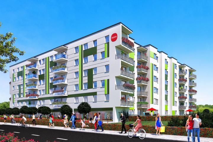 Morizon WP ogłoszenia | Nowa inwestycja - Bemowo Line, Warszawa Bemowo, 29-69 m² | 8315