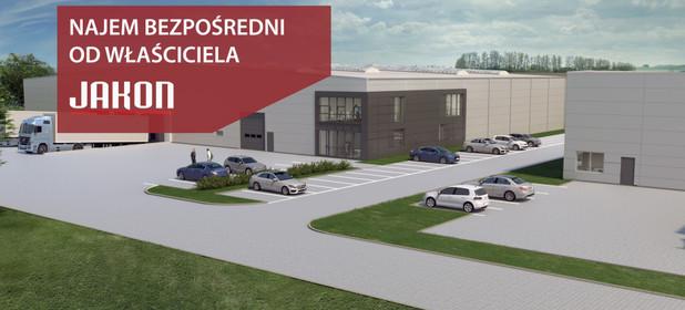 Magazyn, hala do wynajęcia 4500 m² poznański Luboń ul. Ostrowska - zdjęcie 1