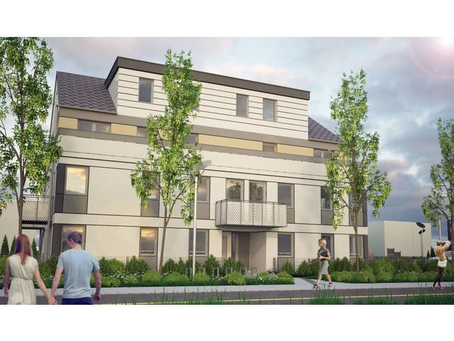 Morizon WP ogłoszenia | Mieszkanie w inwestycji Zielony Brochów, Wrocław, 83 m² | 8544