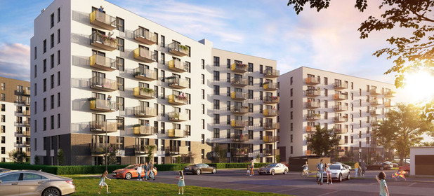 Mieszkanie na sprzedaż 40 m² Kraków Krowodrza ul. Pachońskiego - zdjęcie 1