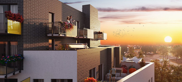 Mieszkanie na sprzedaż 34 m² Kraków Krowodrza ul. Pachońskiego - zdjęcie 2