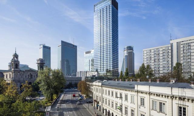 Mieszkanie na sprzedaż <span>Warszawa, Śródmieście, ul. Twarda 4</span>