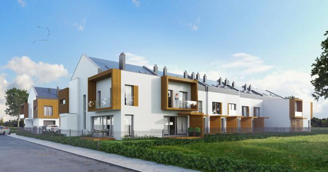 Morizon WP ogłoszenia | Dom w inwestycji Willa Wrzos, Józefosław, 192 m² | 1230