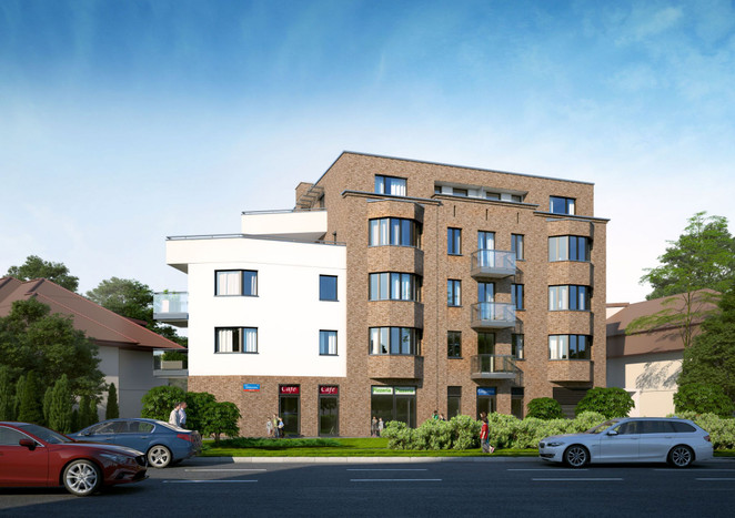 Morizon WP ogłoszenia | Mieszkanie w inwestycji Dom nad stawem, Warszawa, 56 m² | 5846