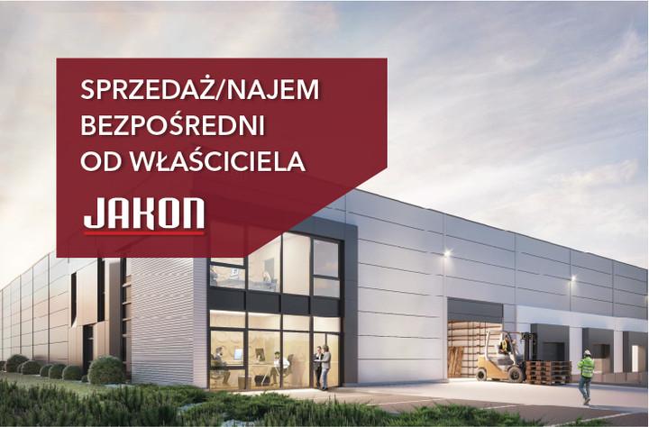 Morizon WP ogłoszenia | Nowa inwestycja - Jakon Hala produkcyjno-magazynowa Kajetany/Nadarzyn, Nadarzyn, 1800-4000 m² | 8372