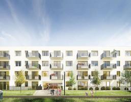 Morizon WP ogłoszenia | Mieszkanie w inwestycji Jagodno - mieszkania, Wrocław, 42 m² | 5288