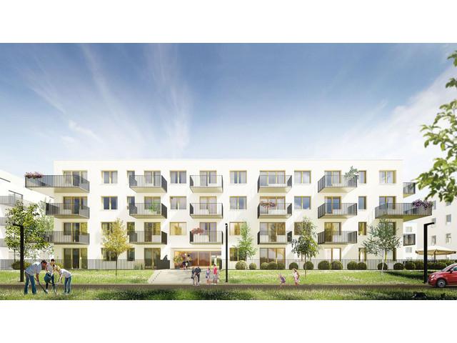 Morizon WP ogłoszenia | Mieszkanie w inwestycji Jagodno - mieszkania, Wrocław, 68 m² | 5125