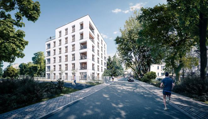 Morizon WP ogłoszenia | Mieszkanie w inwestycji Goplańska, Warszawa, 84 m² | 6404