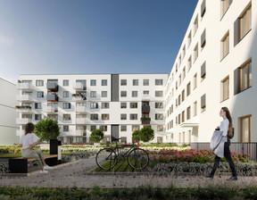 Mieszkanie w inwestycji Centralna Park, Kraków, 43 m²