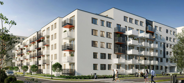 Mieszkanie na sprzedaż 56 m² Kraków Czyżyny ul. Centralna - zdjęcie 1