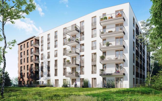 Morizon WP ogłoszenia | Mieszkanie w inwestycji Hemma Orawska, Kraków, 44 m² | 7097