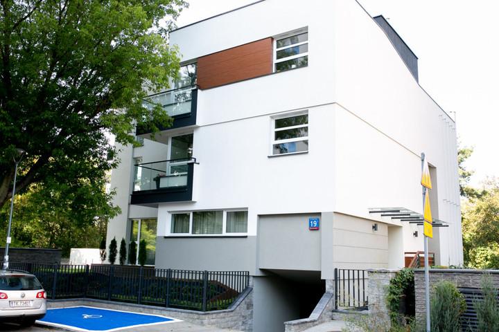 Morizon WP ogłoszenia   Nowa inwestycja - MASZEWSKA 20, Warszawa Bielany, 43-51 m²   9431