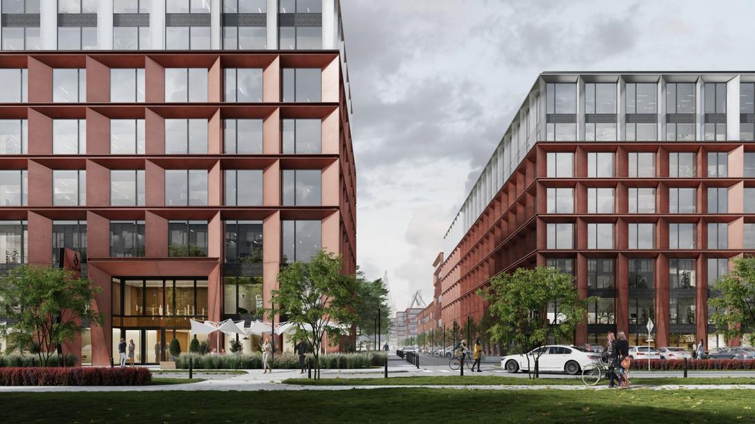 Nowa inwestycja - Palio Office Park, Gdańsk Śródmieście | Morizon.pl