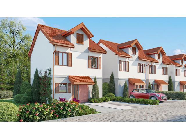 Morizon WP ogłoszenia | Dom w inwestycji Osiedle Bajka, Nowa Wola, 71 m² | 3647