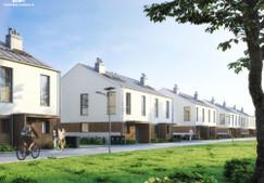 Dom w inwestycji Osiedle Jabłoniowa Aleja w Choroszczy, Choroszcz (gm.), 116 m²