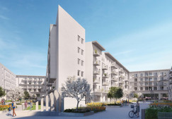 Mieszkanie w inwestycji MALTA Wołkowyska II, Poznań, 104 m²