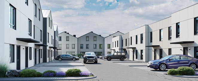 Morizon WP ogłoszenia | Dom w inwestycji Lwowska, Łomianki, 123 m² | 9780
