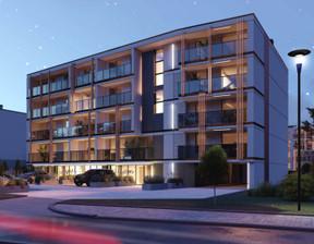 Mieszkanie w inwestycji Klonowa Przystań, Kielce, 57 m²
