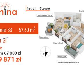 Mieszkanie w inwestycji Illumina Kraków, Kraków, 118 m²