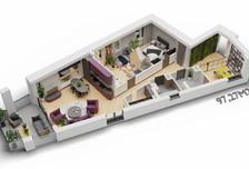 Mieszkanie w inwestycji Świętego Michała, Poznań, 64 m²