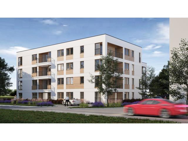 Morizon WP ogłoszenia | Mieszkanie w inwestycji PSZCZELNA 32, Kraków, 59 m² | 6415