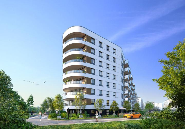 Morizon WP ogłoszenia | Nowa inwestycja - Osiedle Latarników Etap 2, Gdańsk Letnica, 30-109 m² | 9032