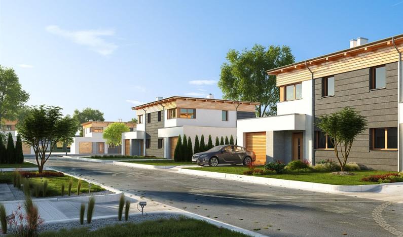 Dom w inwestycji Nowy Paryż - Ruda Śląska, Ruda Śląska, 130 m² | Morizon.pl | 2073