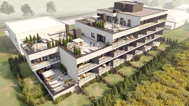 Morizon WP ogłoszenia | Mieszkanie w inwestycji Tajemna, Warszawa, 58 m² | 9115