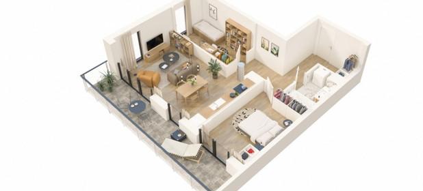Mieszkanie na sprzedaż 60 m² Poznań Strzeszyn ul. Olgi Sławskiej-Lipczyńskiej - zdjęcie 5