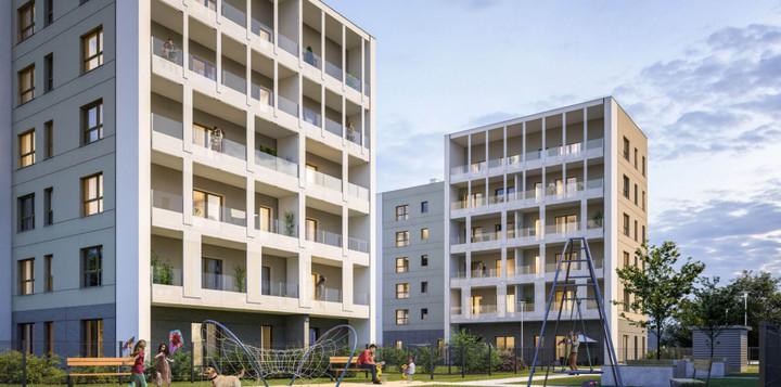 Morizon WP ogłoszenia | Nowa inwestycja - Jeleniogórska 4, Poznań Grunwald, 36-100 m² | 9094