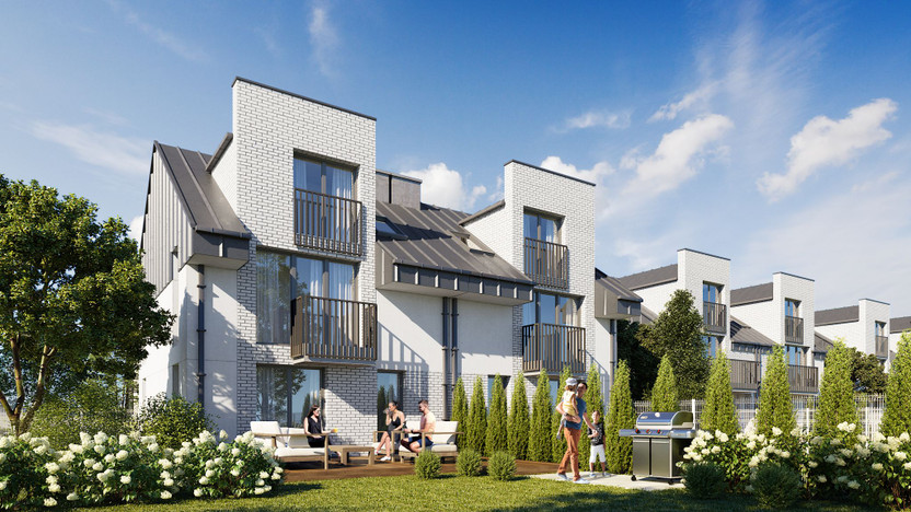 Mieszkanie w inwestycji Książęce Bielany, Kraków, 61 m²   Morizon.pl   8344
