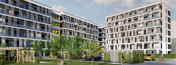 Morizon WP ogłoszenia | Nowa inwestycja - Widok Warta, Poznań Starołęka-Minikowo-Marlewo, 31-81 m² | 9107