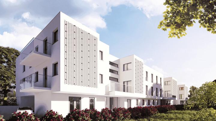 Morizon WP ogłoszenia | Nowa inwestycja - Gagarina 17, Wrocław Muchobór Wielki, 26-85 m² | 9108