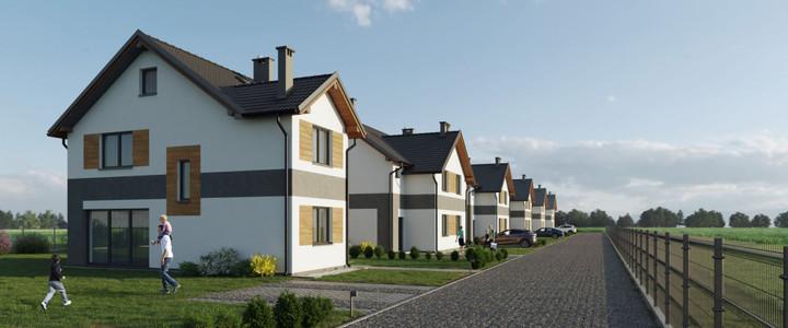 Morizon WP ogłoszenia | Nowa inwestycja - Osiedle na Jasełkowej, Kraków Nowa Huta, 104 m² | 9115