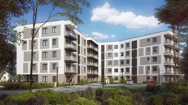 Morizon WP ogłoszenia | Mieszkanie w inwestycji Bagry, Kraków, 50 m² | 0088