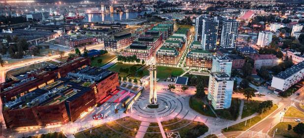 Mieszkanie na sprzedaż 44 m² Gdańsk Śródmieście ul. Popiełuszki - zdjęcie 1