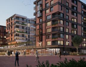 Mieszkanie w inwestycji Doki Living, Gdańsk, 43 m²
