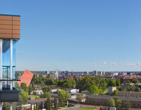 Mieszkanie w inwestycji Doki Living, Gdańsk, 53 m²