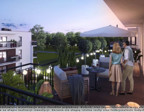 Mieszkanie w inwestycji Wawer Go, Warszawa, 42 m²