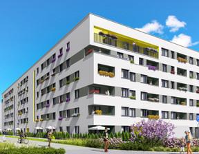 Mieszkanie w inwestycji City Vibe, Kraków, 29 m²