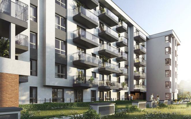 Morizon WP ogłoszenia | Mieszkanie w inwestycji OSIEDLE LIGIA II ETAP, Warszawa, 55 m² | 4580