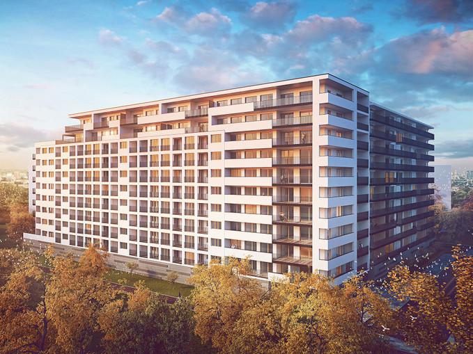 Morizon WP ogłoszenia | Nowa inwestycja - Apartamenty Śliczna, Kraków Prądnik Czerwony, 60-100 m² | 9202